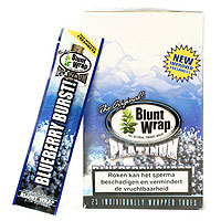 platinum blunt wrap blueberry